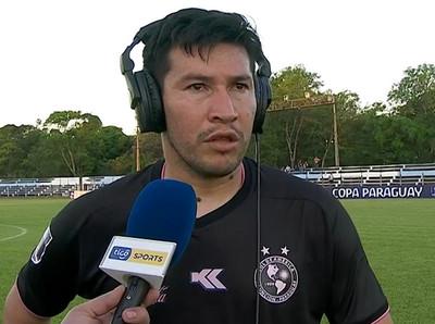 Víctor Centurión destaca las oportunidades que brinda la Copa Paraguay