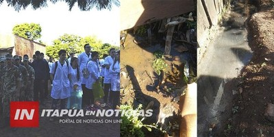 JORNADA DE MINGA AMBIENTAL SE REALIZÓ EN EL BARRIO CHAIPE