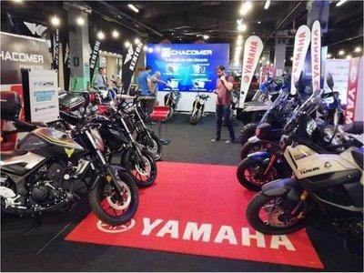 Exhiben desde hoy variedad de motos de alta performance