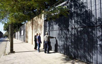 Obra irregular en valioso predio de la UPV Chaco derivó en litigio judicial