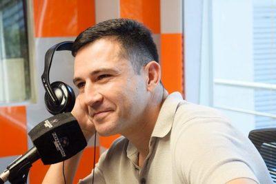 """Antolín Alcaraz en FALG: """"para ser líder hay que ser intachable"""""""