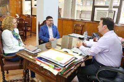 Cultura e IPS coordinarán proyecto de puesta en valor de algunos edificios patrimoniales