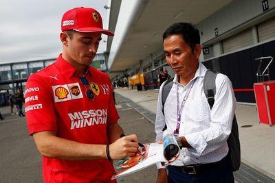 La Fórmula 1 vigila el tifón Hagibis
