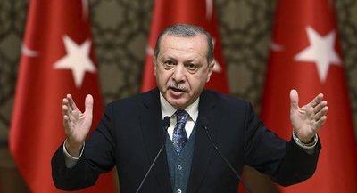 Erdogan amenaza con abrir las fronteras con Europa para los refugiados