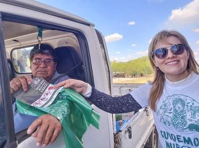 MOPC y MADES promueven campaña de respeto al Chaco Paraguayo