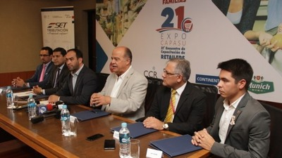 Tributación participará en la Expo CAPASU