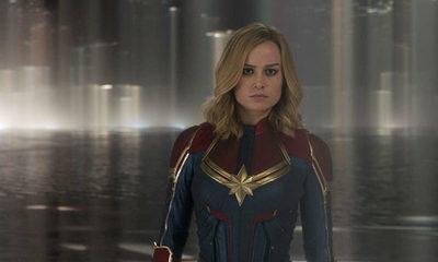 Brie Larson reveló que las actrices de Marvel quieren hacer una película de superheroínas