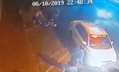 Usuarios cuentan cómo los taxistas actuaron en patota