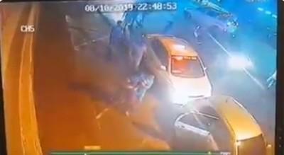 Taxistas, otra vez protagonistas de actos de violencia