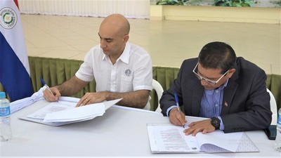 Ministerio y Gobernación cooperan para mejorar salud pública en Boquerón