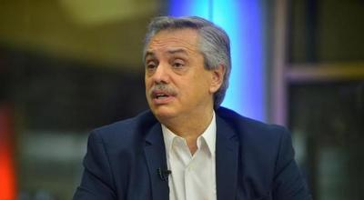 Fernández dice que Cristina no intervendrá en formación de eventual Gabinete