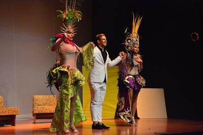 Amichi! Ou Jeyma continúa este fin de semana en el Teatro Latino