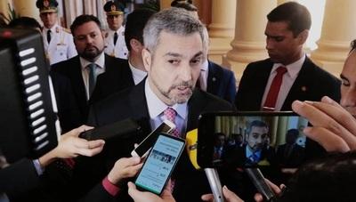 """Presidente está """"orgulloso"""" de la gestión del ministro del Interior"""