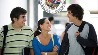 OEA ofrece becas a distancia con financiamiento total