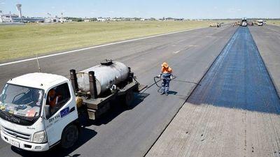 """Obras en el aeropuerto: """"Íbamos a hacer una macana, pero subsanamos el error"""""""
