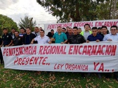 GUARDIACÁRCELES ABANDONARÁN LAS PENITENCIARIAS DESDE EL 16 DE OCTUBRE