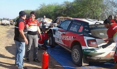 Transchaco Rally: instan a tener cuidado con las fogatas