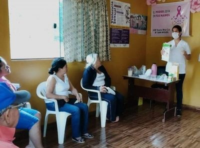Realizan control integral a pacientes de Santa Rita