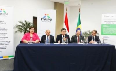 ITAIPU abre nuevo Proceso Selectivo Externo para llenar 68 vacancias