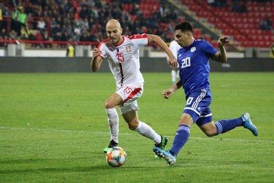 Paraguay no pudo aguantar y cayó sobre final ante Serbia