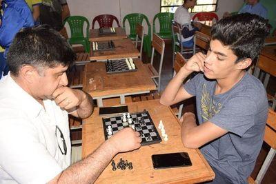 Culmina hoy competencia de ajedrez en San Ignacio