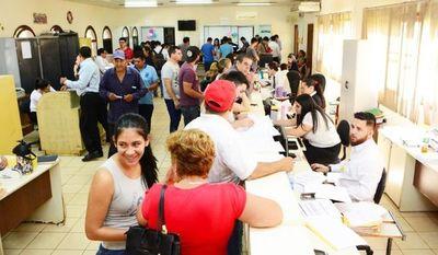 Con incentivos buscan aumentar la recaudación en municipalidad esteña