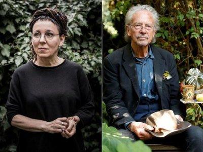 Una polaca y un austriaco ganan Nobel de Literatura 2018 y 2019