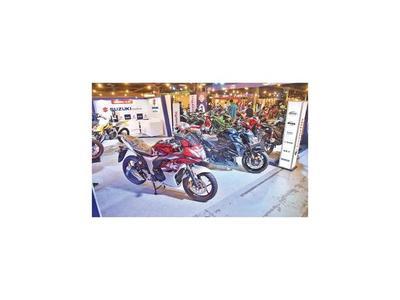 Cadam inauguró la Expo Motos
