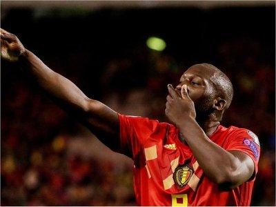 Bélgica a la Eurocopa