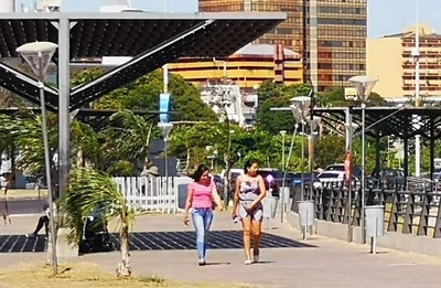 Meteorología anuncia viernes extremadamente caluroso