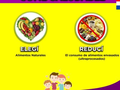Afirman que 1 de cada 3 niños en Paraguay padece de sobrepeso