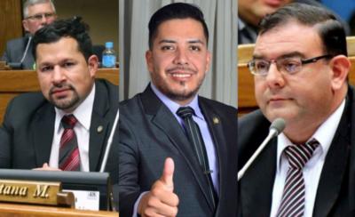 HOY / Más locales se suman al rechazo de los diputados Portillo, Quintana y Rivas