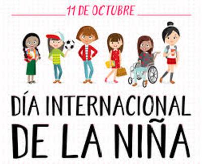 11 de Octubre: Día Internacional de la Niña