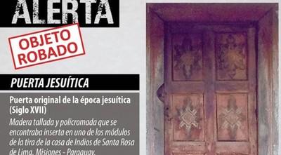 Interpol emite alerta internacional por robo de patrimonio cultural