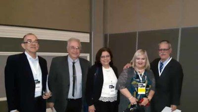 Participan de Congreso Internacional de Psiquiatría