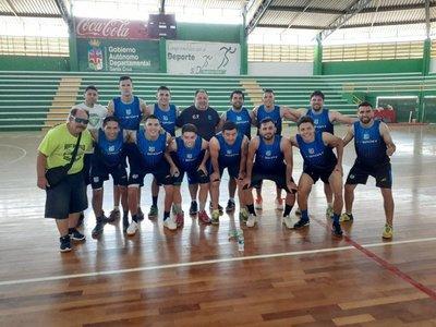 Fomento, el primero en escena en el Sudamericano de fútbol de salón