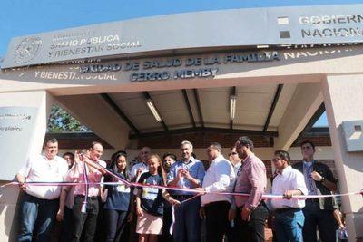 Unidades de Salud Familiar fortalecerán medicina preventiva en comunidades de Concepción