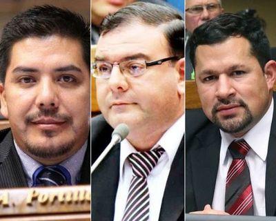 Pérdida de Investidura: Diputado Maidana dice no encontrar motivos para votar en contra de Rivas, Portillo y Quintana