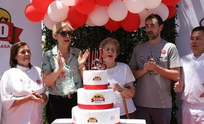 HOY / Pollpar S.A. celebra sus 25 años