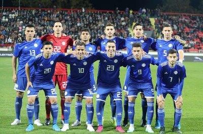 El uno por uno de Paraguay