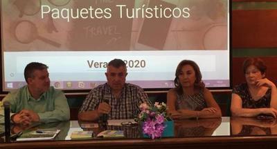Comtur lanzó los planes de vacaciones del verano 2020