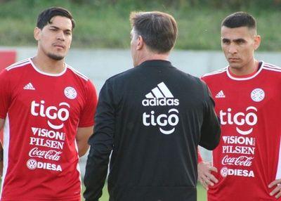 Selección Paraguaya enfrenta a Serbia en una prueba más