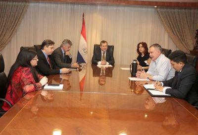 Reunión para coordinar acciones en lucha contra el narcotráfico