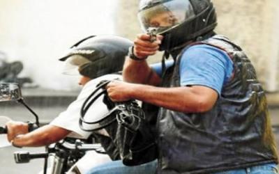Condenan a dos motochorros por asalto a mujer
