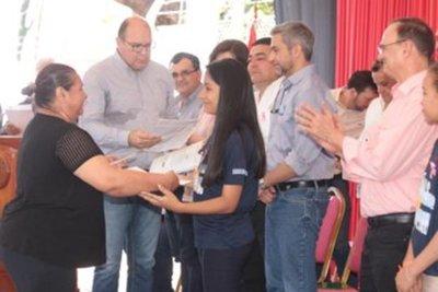 Unos cuarenta y tres beneficiarios recibieron subsidios habitacionales en Concepción
