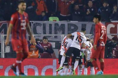Cerro Porteño cae en el Monumental y aguarda revancha en su estadio