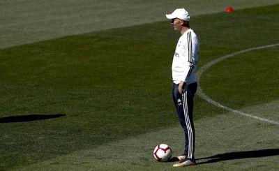 Zidane deja a fuera a tres para enfrentar al Villareal