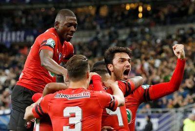 Rennes se apodera de la Copa de Francia