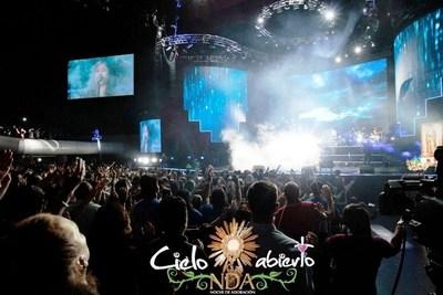 Cielo Abierto: Noche de adoraciones en Luque •