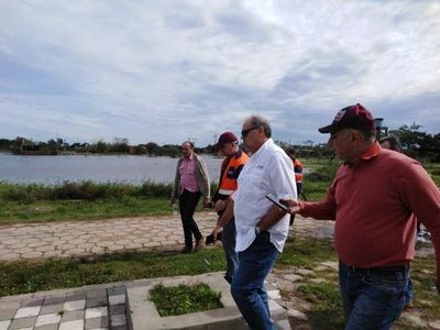 Asistencia de instituciones del Estado lograr mejorar las condiciones en Pilar